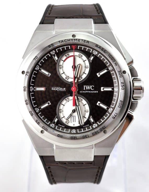 IWC Ingenieur Chronograph Silberpfeil-1