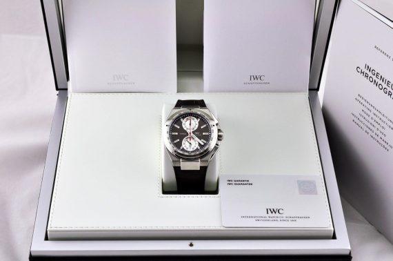 IWC Ingenieur Chronograph Silberpfeil-2