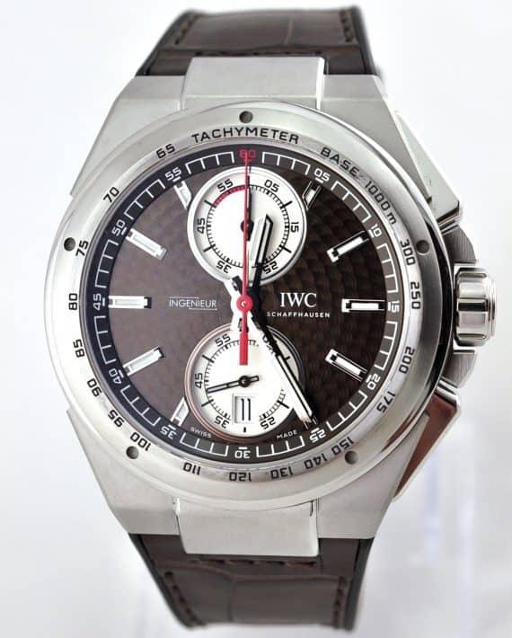IWC Ingenieur Chronograph Silberpfeil-4