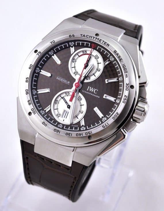 IWC Ingenieur Chronograph Silberpfeil-7