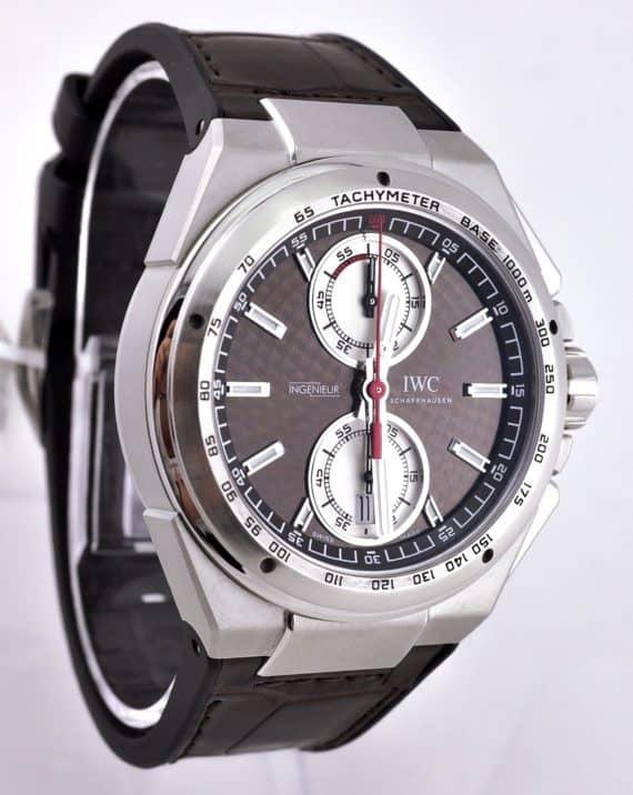 IWC Ingenieur Chronograph Silberpfeil-9